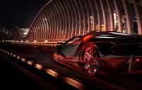 创意炫酷汽车场景图片