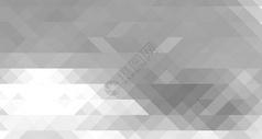 商务灰白几何背景图片