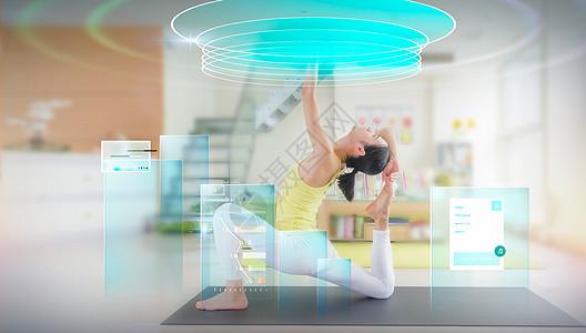 科学智能指导健身图片