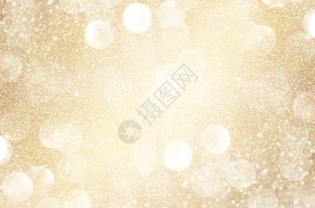 金色光斑背景图片