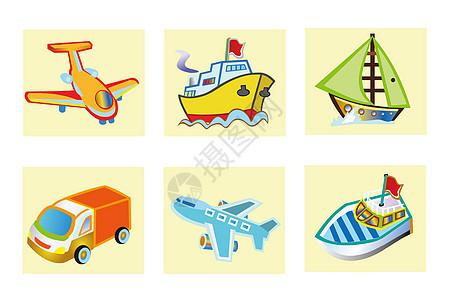交通工具素材图片