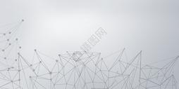 科技商务线条背景图片