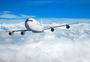 创意航空场景图片