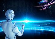 人工智能背景图片