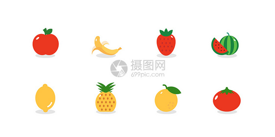 蔬果icon图片