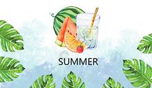 夏日水果图片