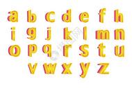 创意字母设计图片