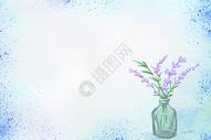 水彩植物花卉图片