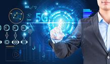创意5G科技背景图片
