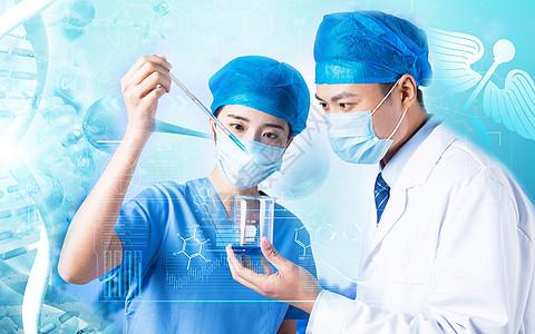医疗科技科研图片