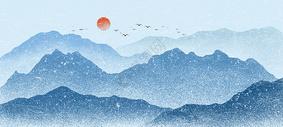 中国风背景400252695图片