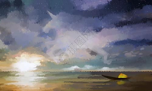 云海独角兽图片
