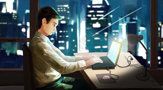 社会潮图_上班族插画图片下载-正版图片400252427-摄图网