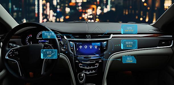 智能汽车场景图片