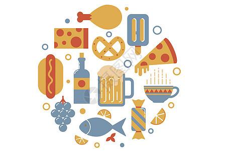 食物素材图片