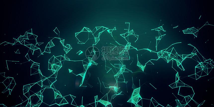 科技线条背景图片