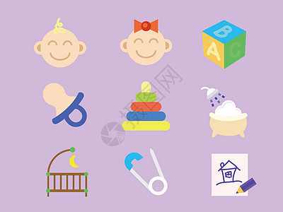 婴儿用品及玩具图片