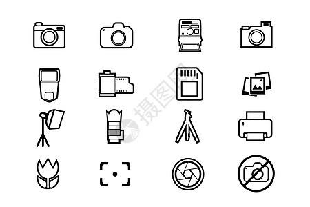 拍照图标图片