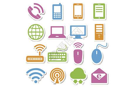 互联网通讯图片