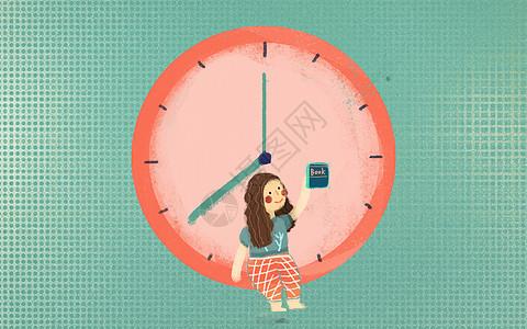 时间效率图片
