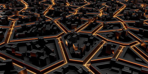 城市空间交通图片