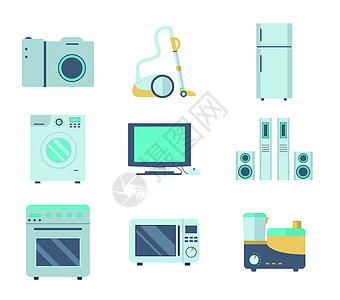 家用电器图片