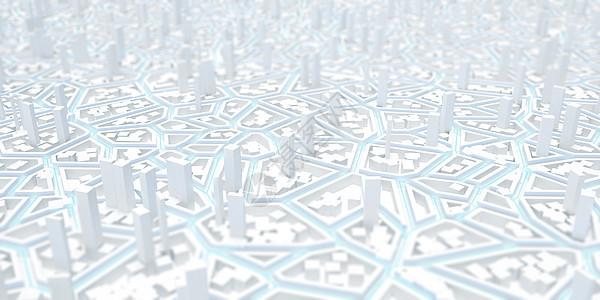 城市交通空间场景图片