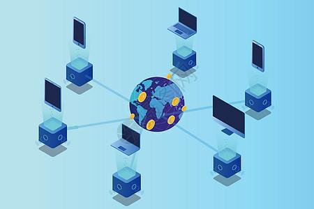 网络金融图片