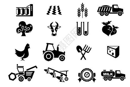 农业图标图片