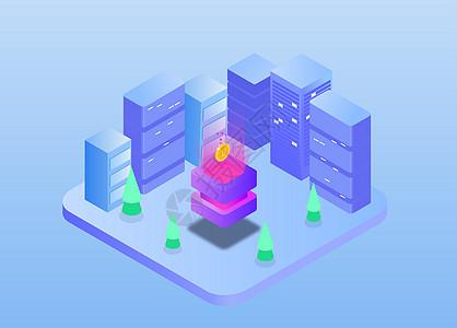 智能科技界面图片