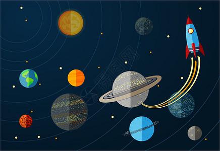 宇宙星球图片