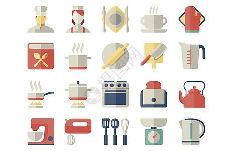 厨具图标图片