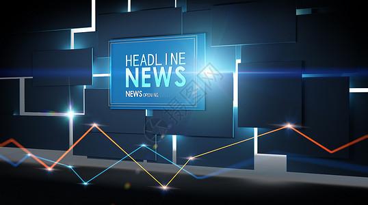 科技新闻背景图片