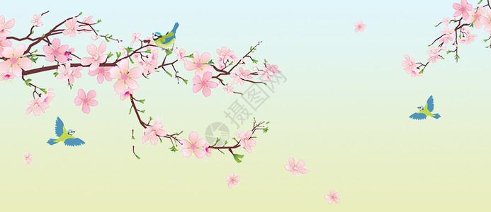 花卉背景高清图片