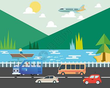 旅行风景图片