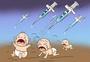 假疫苗毒疫苗关爱孩子漫画图片