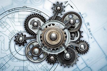 机械设计图片