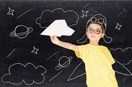 儿童想象力图片