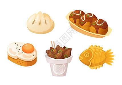 美食食物小吃图片