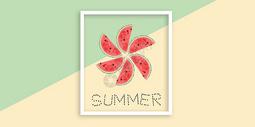 夏季水果图片