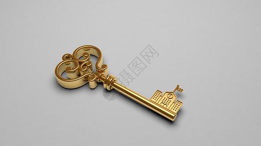 金钥匙学校图片