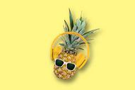 创意菠萝图片