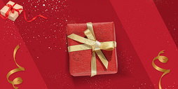 节日喜庆礼盒图片