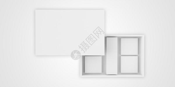 盒子模型图片