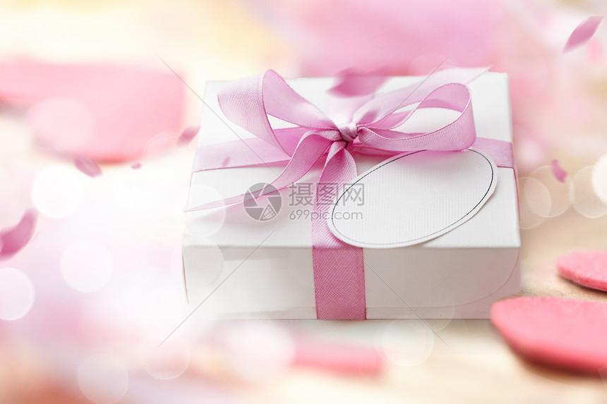 精美包装盒场景图片
