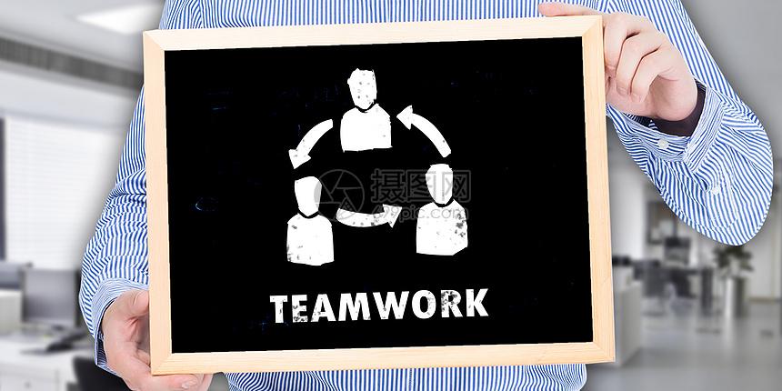 团队合作图片