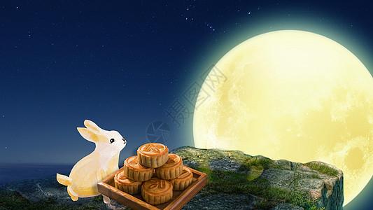 中秋之夜图片