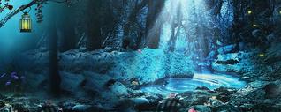 梦幻森林场景400371313图片