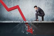 商业危机图片