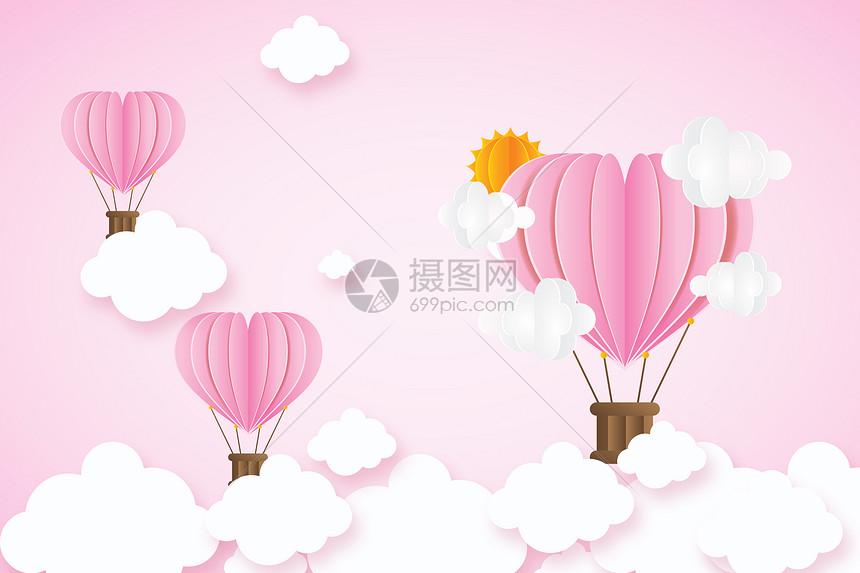 浪漫折纸图片图片